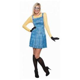 Costume-Minion Female-Adult Medium