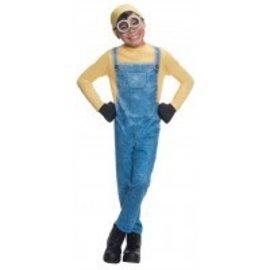 Costume-Minion Bob-Kids Medium