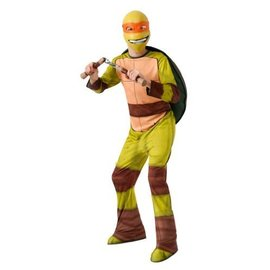 Costume-Teenage Mutant Ninja Turtles Michelangelo-Kids Medium