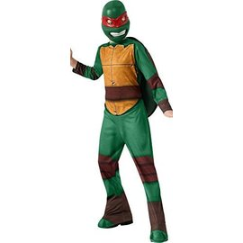 Costume-Ninja Turtle Raphael-Kids Medium