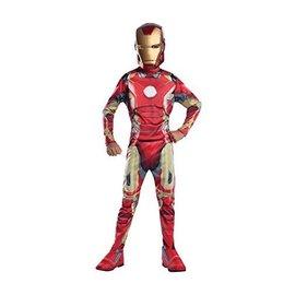 Costume-Avengers Iron Man-Kids Medium