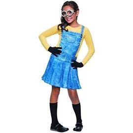 Costume-Female Minion-Kids Small