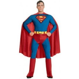 Costume - Adult - Superman - Large