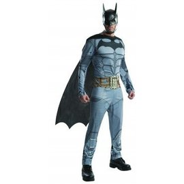 Costume-Batman-Adult Large-With Mask