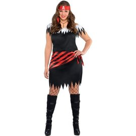 Costume-Ahoy Katie (Adult Plus)