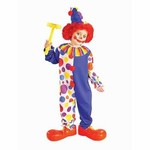 Costume - Clown Kids - Large