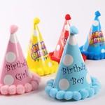 Juvenile Birthdays