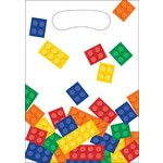 Loot Bags-Block Party-8pkg