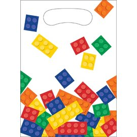 Loot Bags-Block Party-8pkg