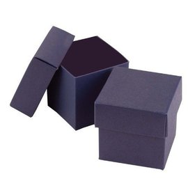 Favor Boxes- Navy- 25pk