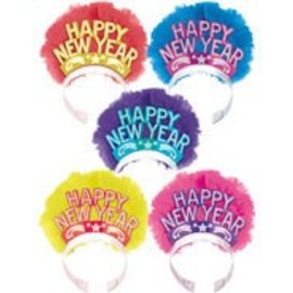 Tiara-New Year-Feather-1pk