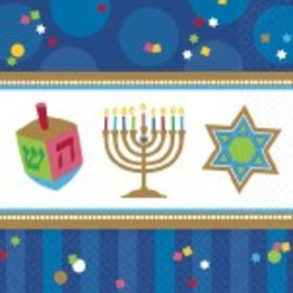 Napkins-LN-Hanukkah Celebration-36pk-2ply
