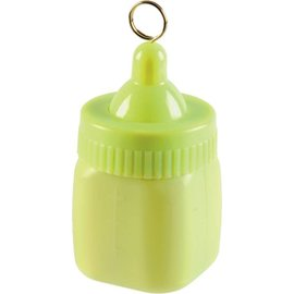 Balloon Weight-Baby Bottle -Light Green-80g