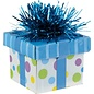 Balloon Weight-Gift Package -Blue-6oz