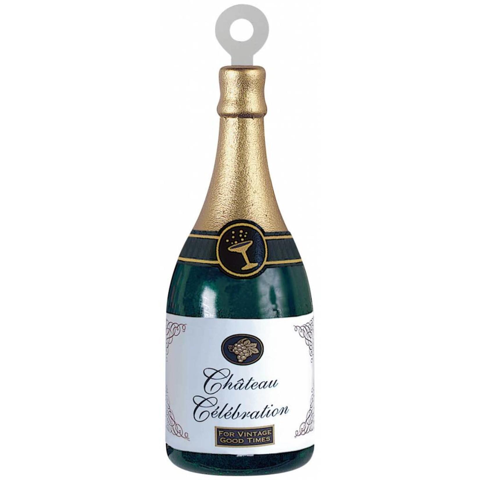 Balloon Weight-Champagne Bottle-5.7oz