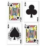 "Cutouts-Blackjack-4pkg-17.5"""