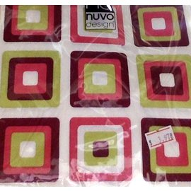 Napkins-LN-Red & Green Squares-20pkg-3ply (Discontinued/Final Sale)