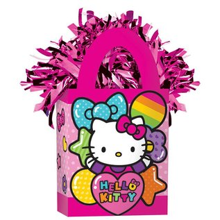 Balloon Weight-Hello Kitty Rainbow