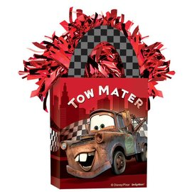 Balloon Weight-Dinsney-Pixar Cars Formula Racer
