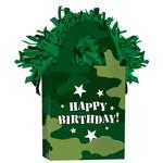 Balloon Weight-Camouflage