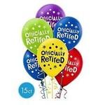 Balloons-Latex-Happy 60th Birthday-12''-15pk