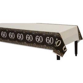 Table Cover - Sparkling Celebration 60-Plastic-54'' x 102''