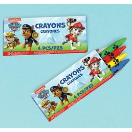 Crayons-Paw Patrol-12pk
