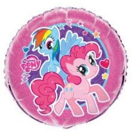 "Foil Balloon - My Little Pony - 18"""