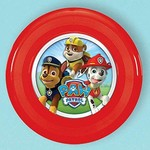 Flying Disc-Paw patrol-Red-Plastic-4''