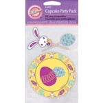 """Cupcake Combo Pack- Easter- 24 Cups 2"""" & Picks 3"""""""