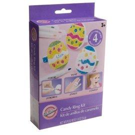 Candy Ring Kit- Easter Egg- 4pk/54g
