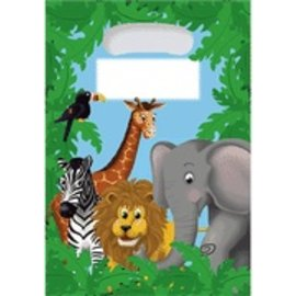 Loot Bags-Jungle Pals-8pkg