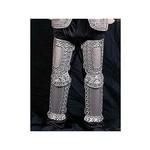 Costume Accessory-Plastic-Knight Leg Armour-1pkg