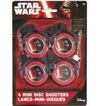 Disc Shooter-Starwars-4pk/1.75''