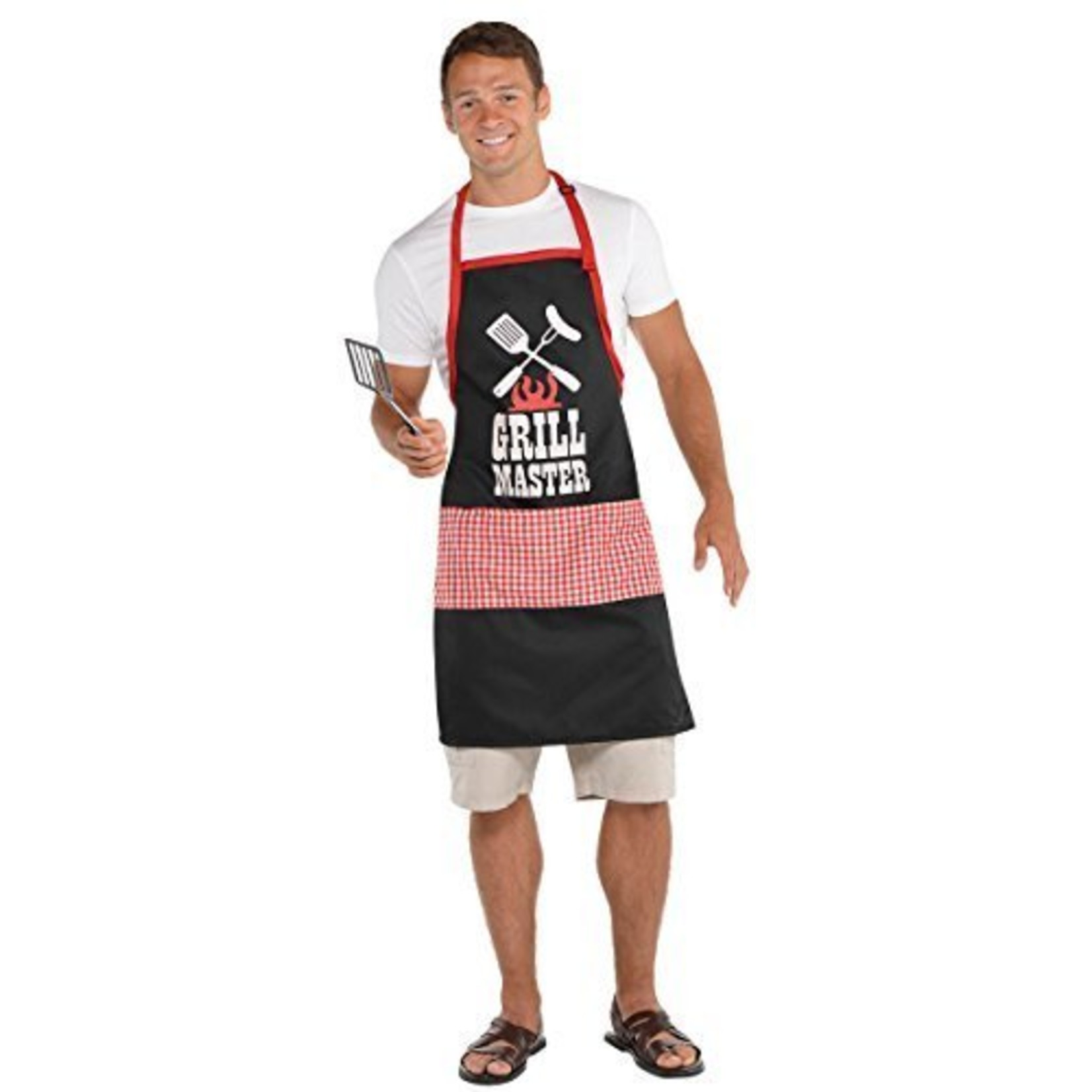Apron-BBQ-Grill Master