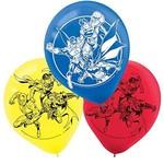 Balloons-Latex-Justice League-12''-6pk