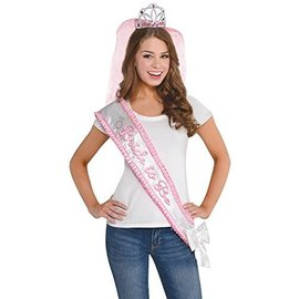 "Sashes-""Bride to Be"" Ruffled Deluxe Sash"