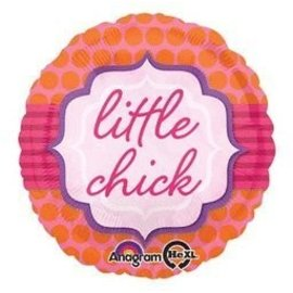 Foil Balloon - Little Chick - 18""