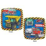 """Foil Balloon - Tonka Trucks - 18"""""""