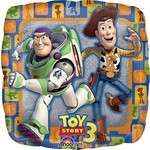 """Foil Balloon - Toy Story 3 - 18"""""""