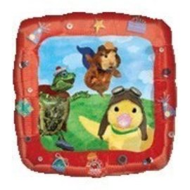 Foil Balloon - Wonder Pets - 18""