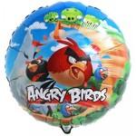 "Foil Balloon - Angry Birds - 18"""