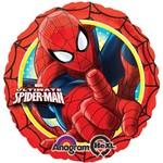 "Foil Balloon - Ultimate Spiderman - 18"""
