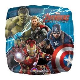 "Foil Balloon - Avengers Age of Ultron - 18"""