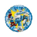 "Foil Balloon - The Smurfs - 18"""