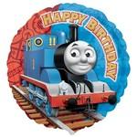 "Foil Balloon - Thomas and Friends Birthday - 18"""