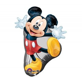 "Foil Balloon - Mickey Mouse - 31""x22"""