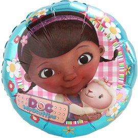 """Foil Balloon - Doc McStuffins - 18"""""""