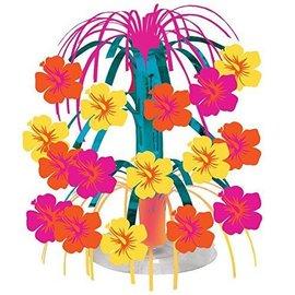 Centerpiece-Cascade-Sunserpt Flower Stripe-8.5''