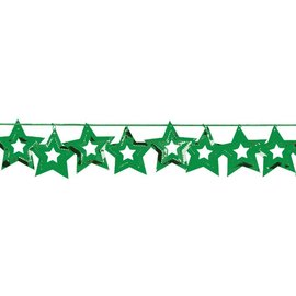 Garland-Green Confetti-Foil-2.5inx9ft